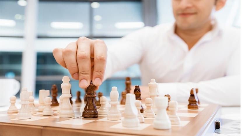 Convertible Arbitrage - A Strategic Chess Move