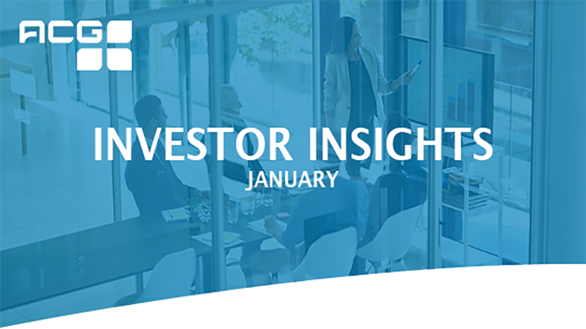Investor Insights-January