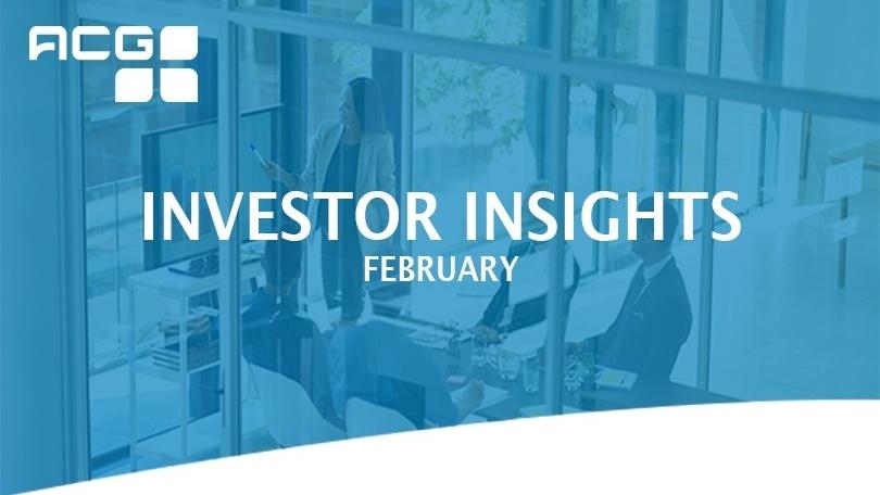 Investor Insights - February 2018